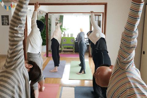 アーラティー教室(ヨーガ道&アーユルヴェーダ)